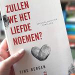 Zullen we het liefde noemen | Tine Bergen